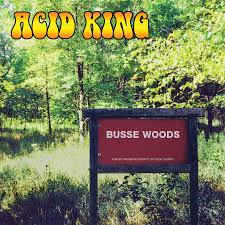 Acid King - Busse Woods [LP] (Coloured vinyl)