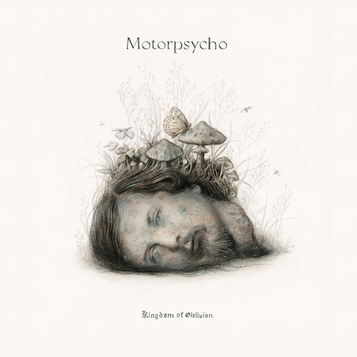 Motorpsycho - Kingdom of Oblivion [LTD 2xLP] (Clear Vinyl)