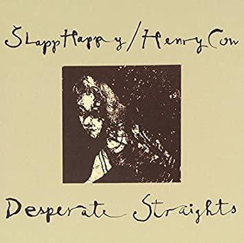 Slapp Happy & Henry Cow - Desperate Straights [LP]