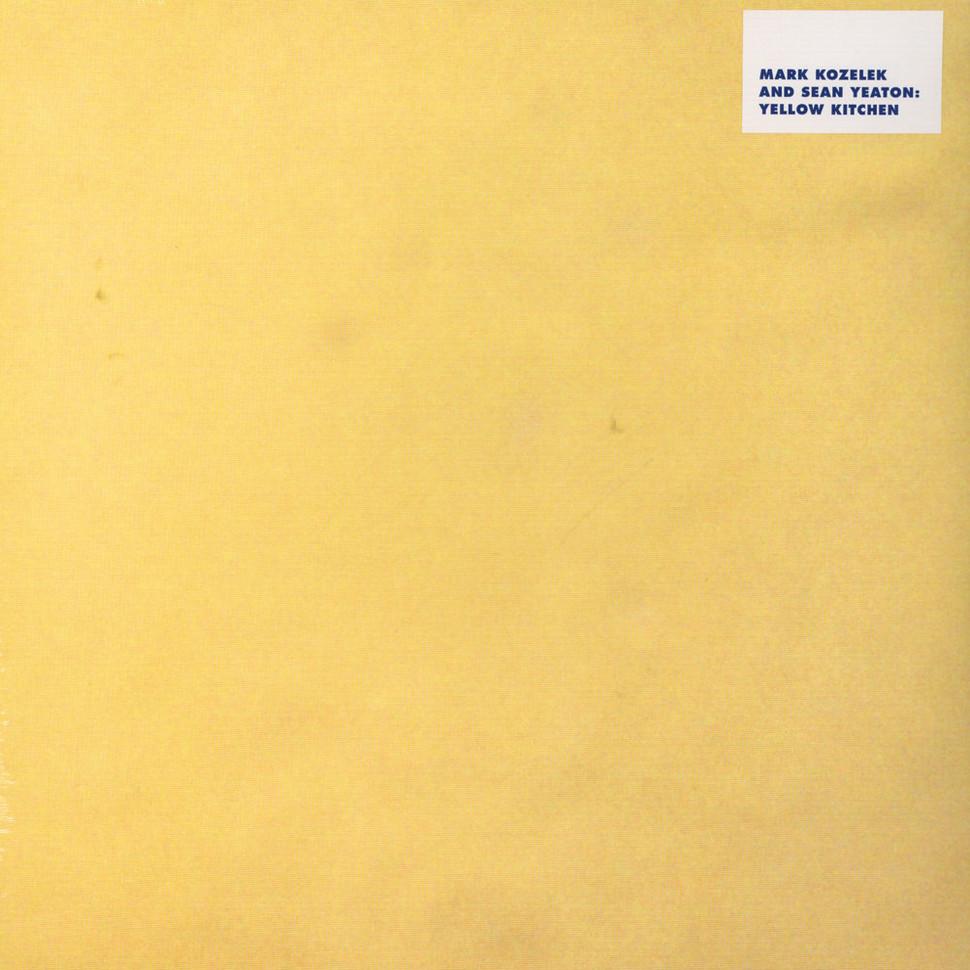 Mark Kozelek & Sean Yeaton - Yellow Kitchen [LP]