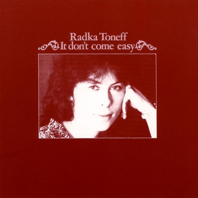Radka Toneff - It Don't Come Easy [LP]