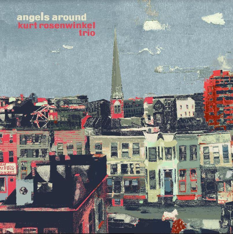 Kurt Rosenwinkel Trio -  Angels Around [LP]