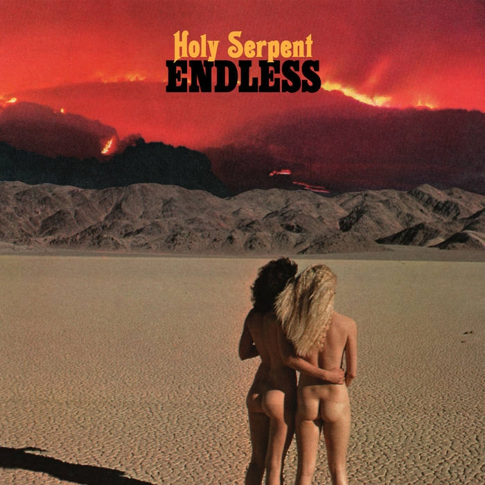 Holy Serpent - Endless [LP]
