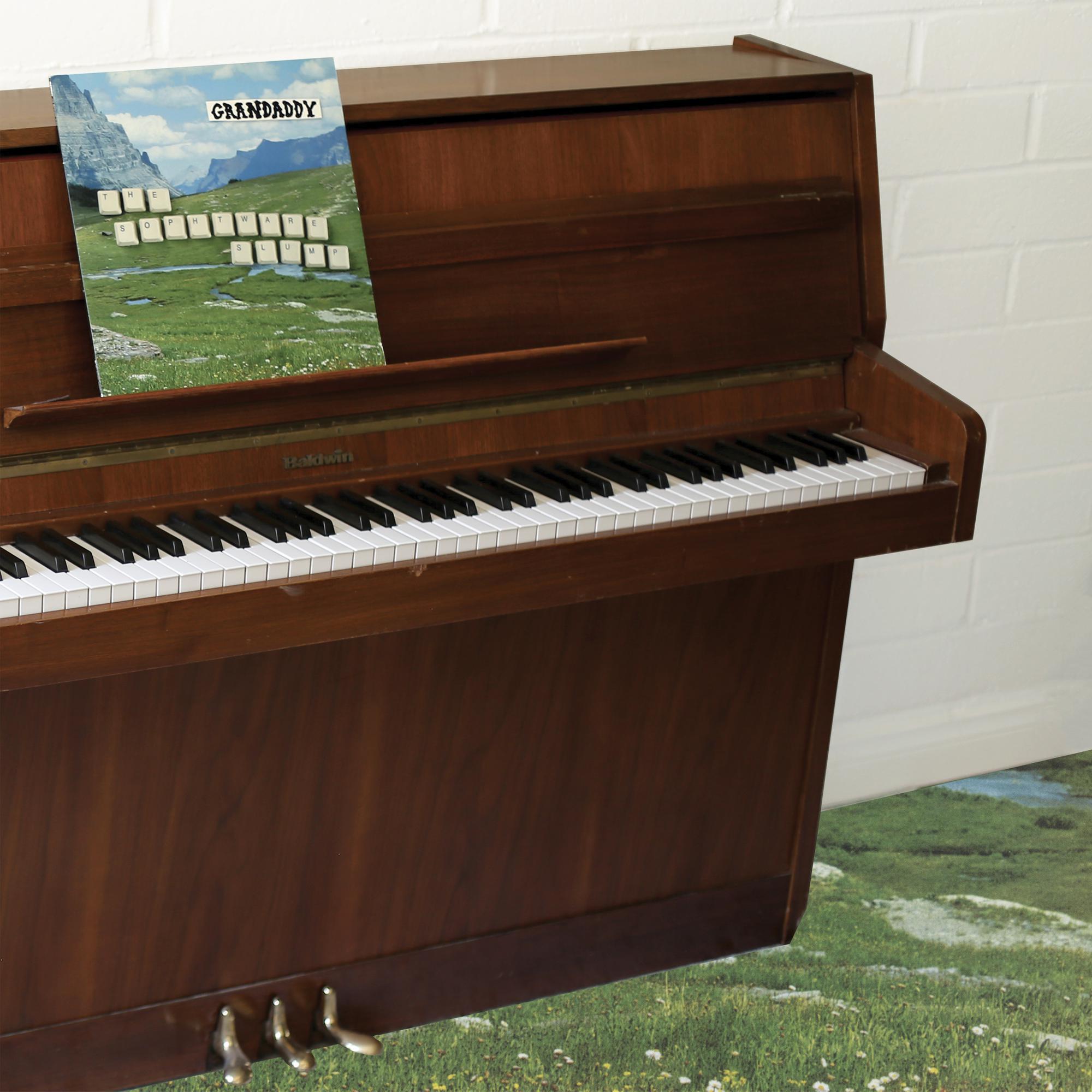 Grandaddy - Sophtware Slump ..... On A Wooden Piano [LP]
