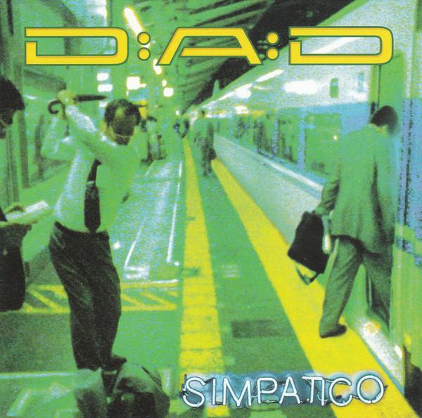 D-A-D - Simpatico [LP]