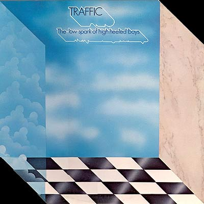 Traffic - The Low Spark Of High Heeled Boys [LP]