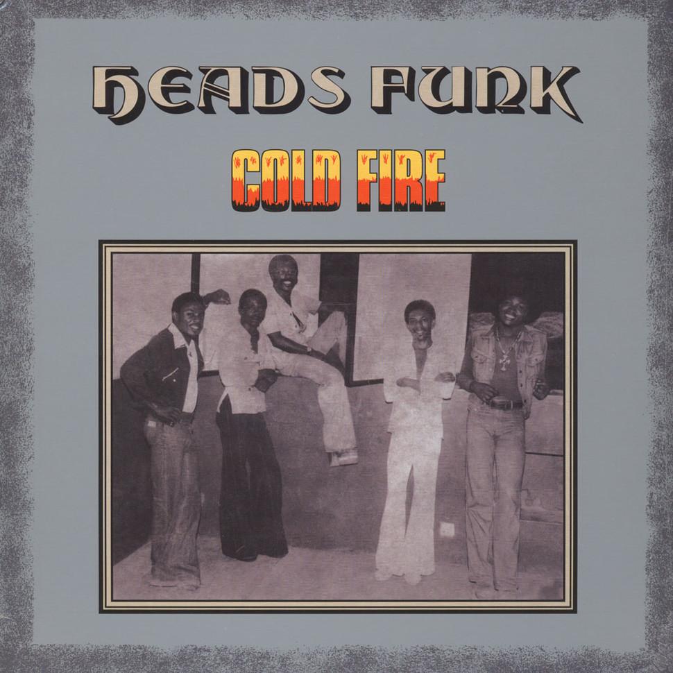 Heads Funk - Cold Fire [LP]