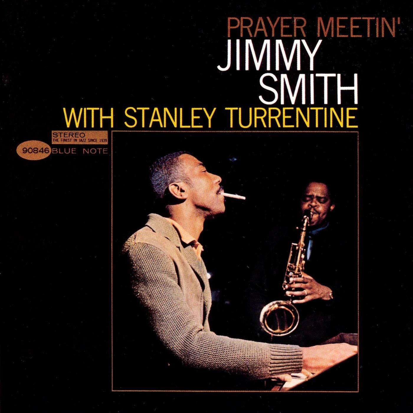 Jimmy Smith - Prayer Meetin' [LP]