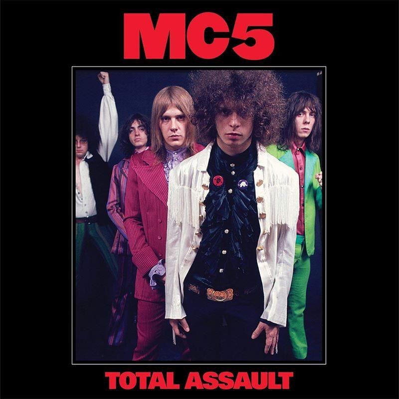 MC5 Total Assault: 50th Ann.Collection [3LP]