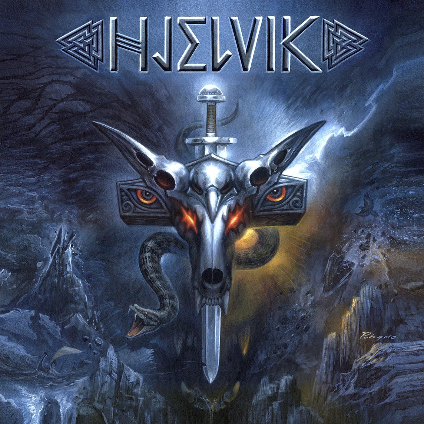 HJELVIK - Welcome to Hel [LP]