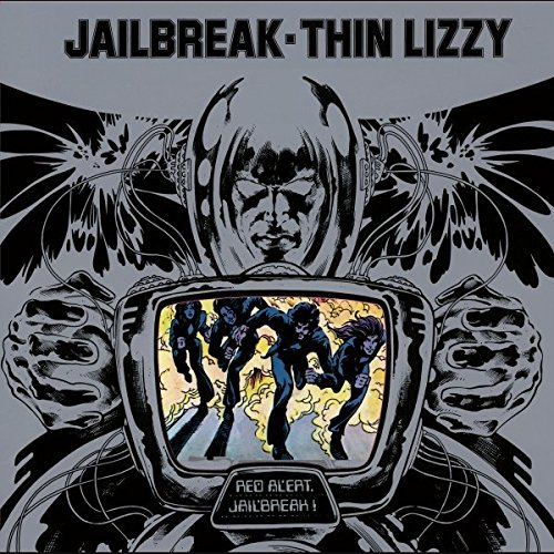 Thin Lizzy – Jailbreak [LP]