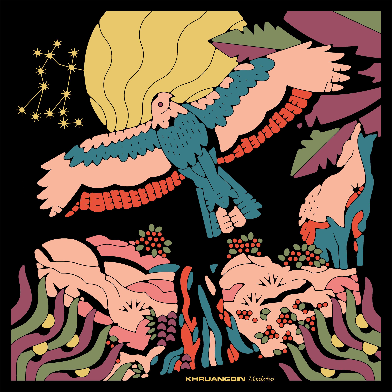 Khruangbin - Mordechai [LTD LP] (Pink vinyl)