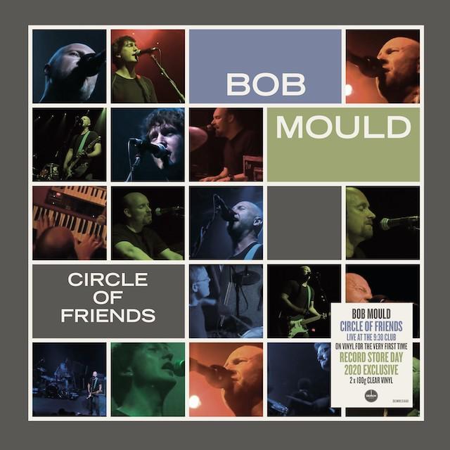 Bob Mould - Circle Of Friends [LTD 2xLP] (RSD20)