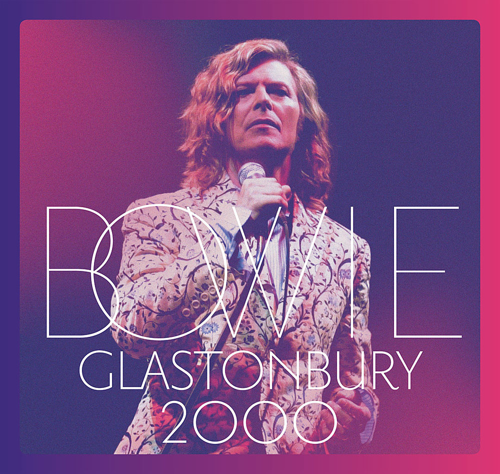 David Bowie - Glastonbury 2000 [3LP]