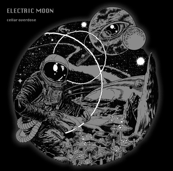 Electric Moon - Cellar Overdose [LP]