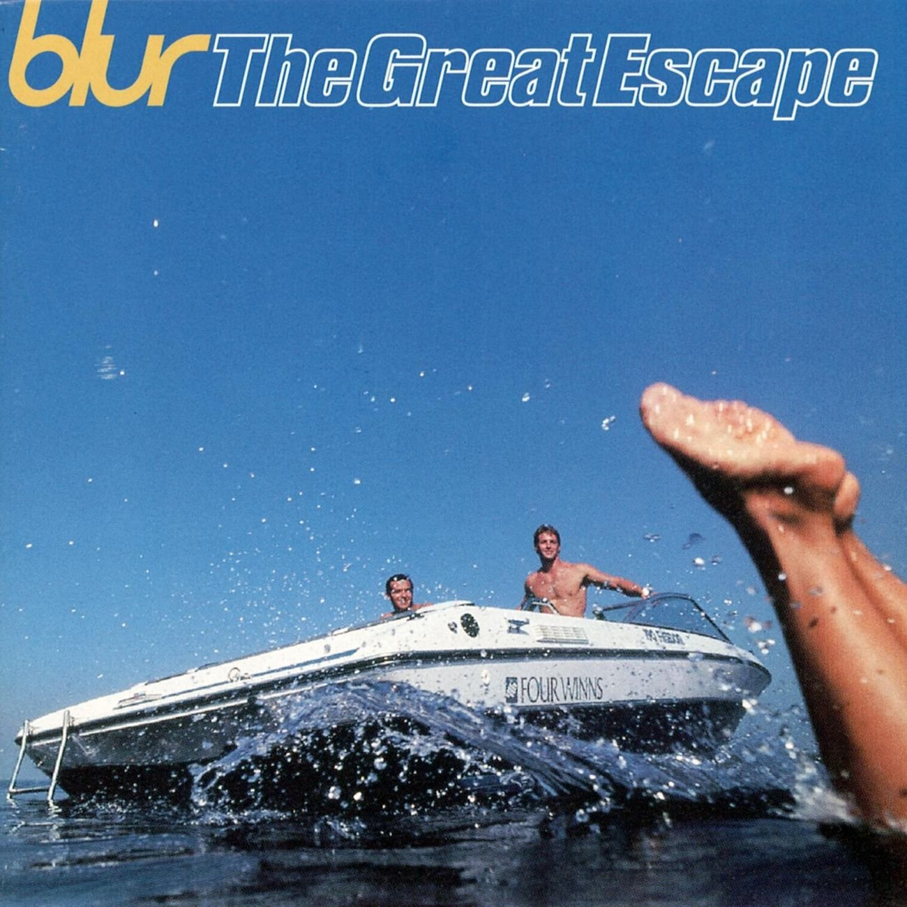 Blur - The Great Escape [LP]