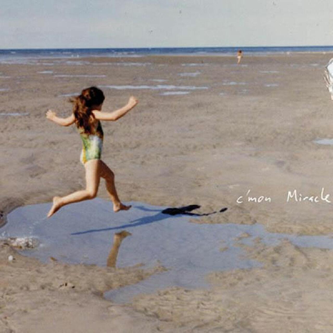 Mirah - C'mon Miracle [LP] (Sea Blue Vinyl)