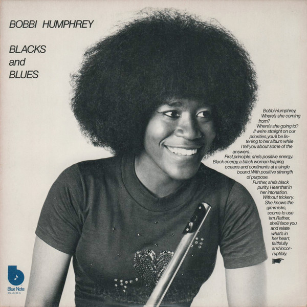 Bobbi Humphrey - Blacks & Blues [LP]
