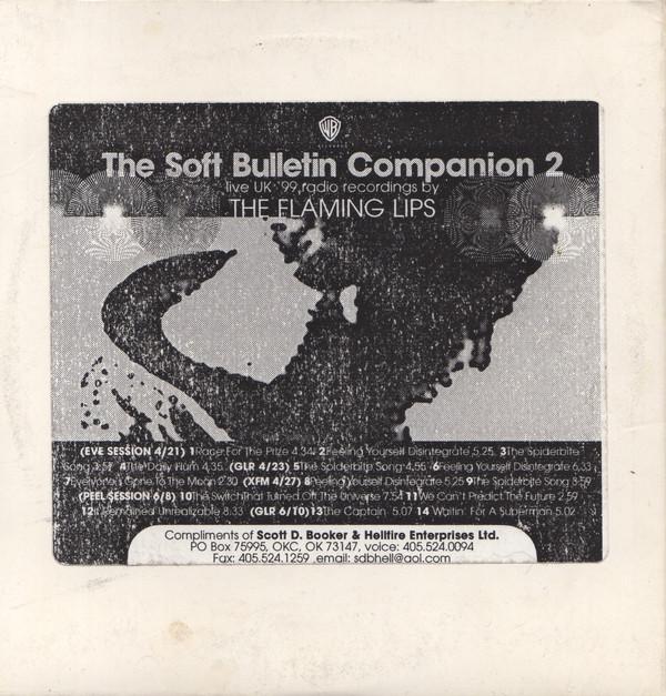 The Flaming Lips - The Soft Bulletin Companion [LTD 2xLP] (RSD21)