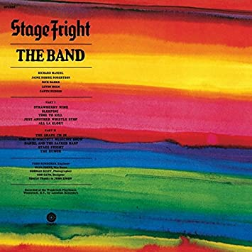 """The Band - Stage Fright [2CD+1BR+1LP+1x7"""" BOX] (50th Anniversary)"""