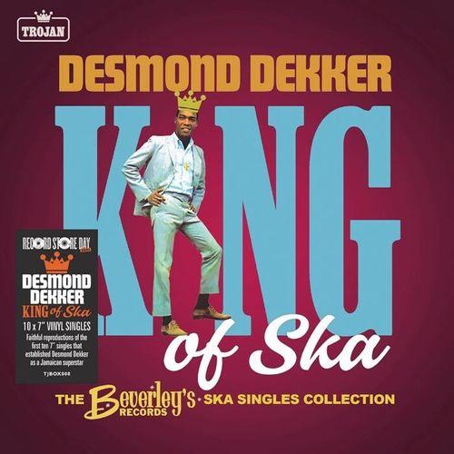 "Desmond Dekker - King Of Ska: The Early Singles [LTD 10x7""] (RSD21)"