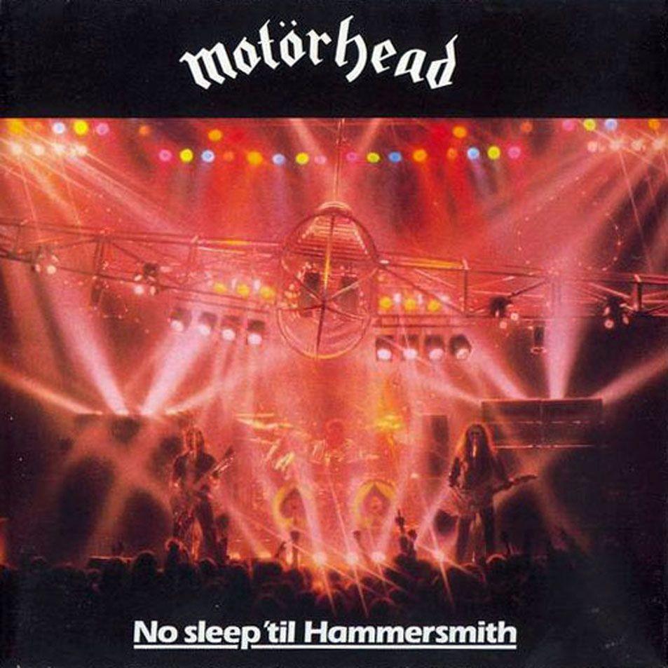 Motörhead - No Sleep 'Til Hammersmith [3xLP]