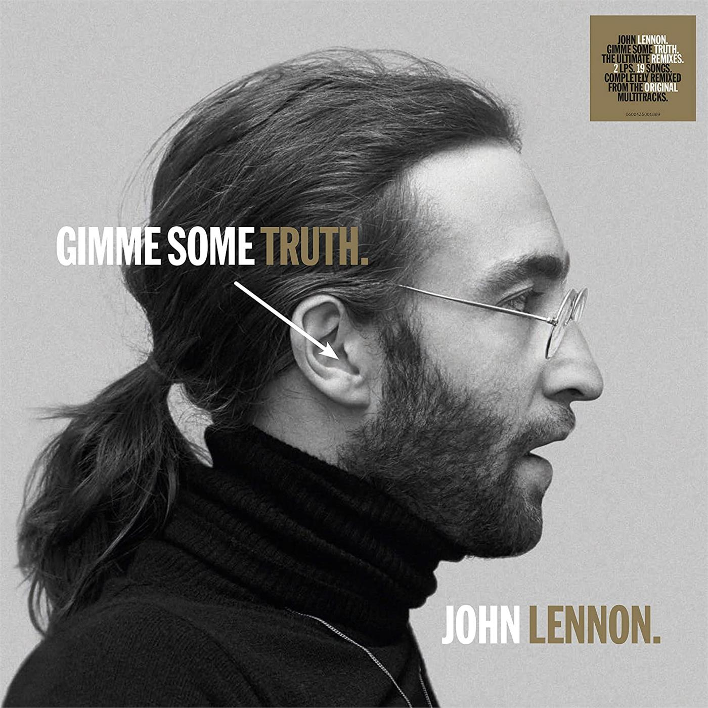 John Lennon - Gimme Some Truth – The Best Of John Lennon [2xLP]