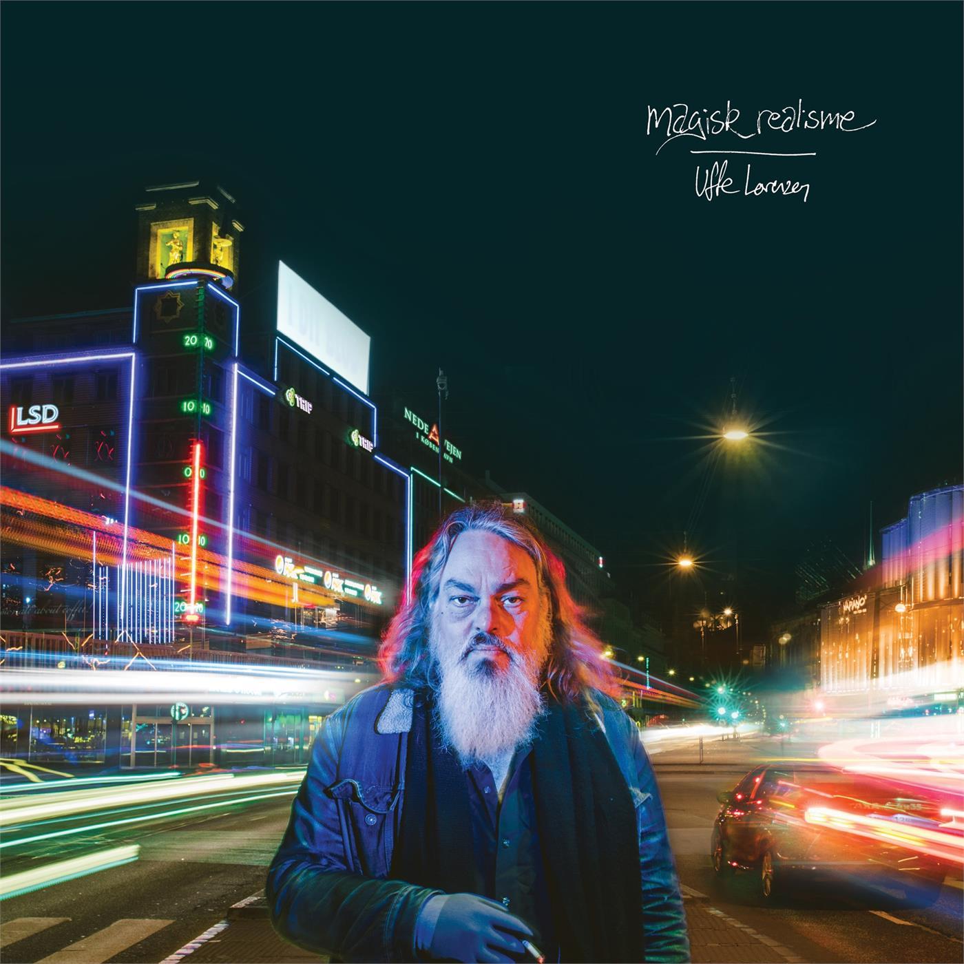 Uffe Lorenzen - Magisk Realisme [LP]