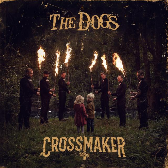 The Dogs - Crossmaker [LP] (Gold vinyl)