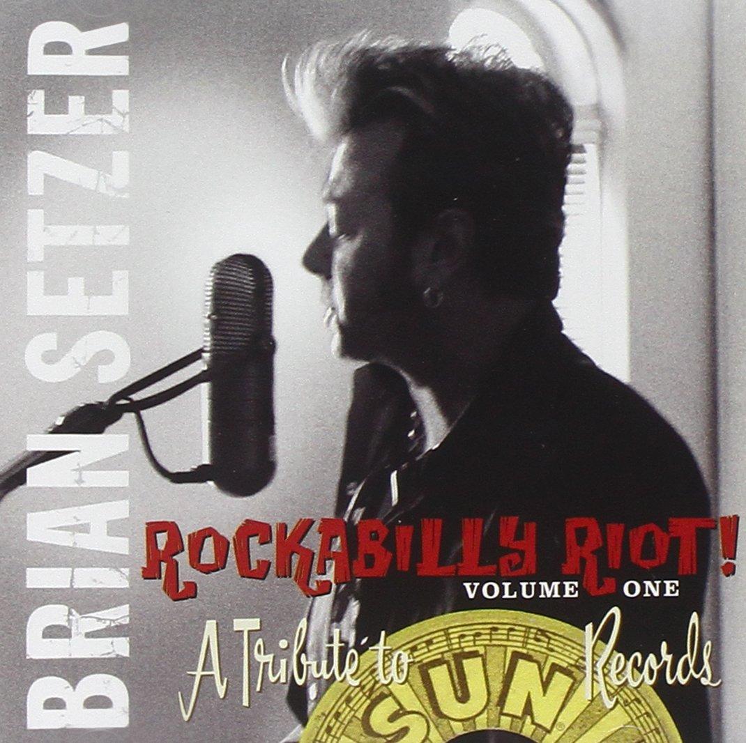 Brian Setzer - Rockabilly Riot! Volume One: A Tribute To Sun Records [LP]
