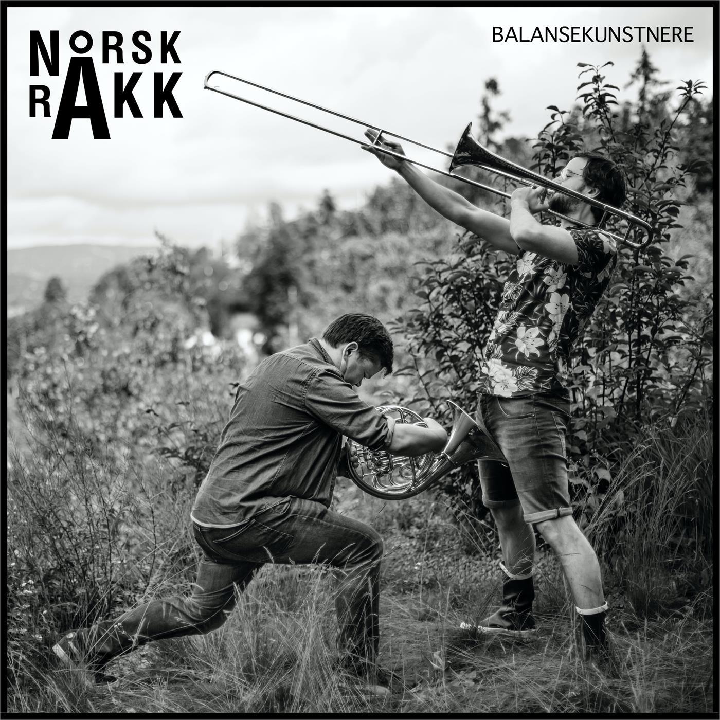 Norsk Råkk - Balansekunstnere [LP]