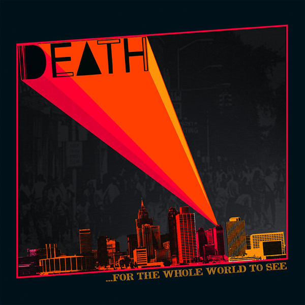 Death - ...For The Whole World To See [LP]