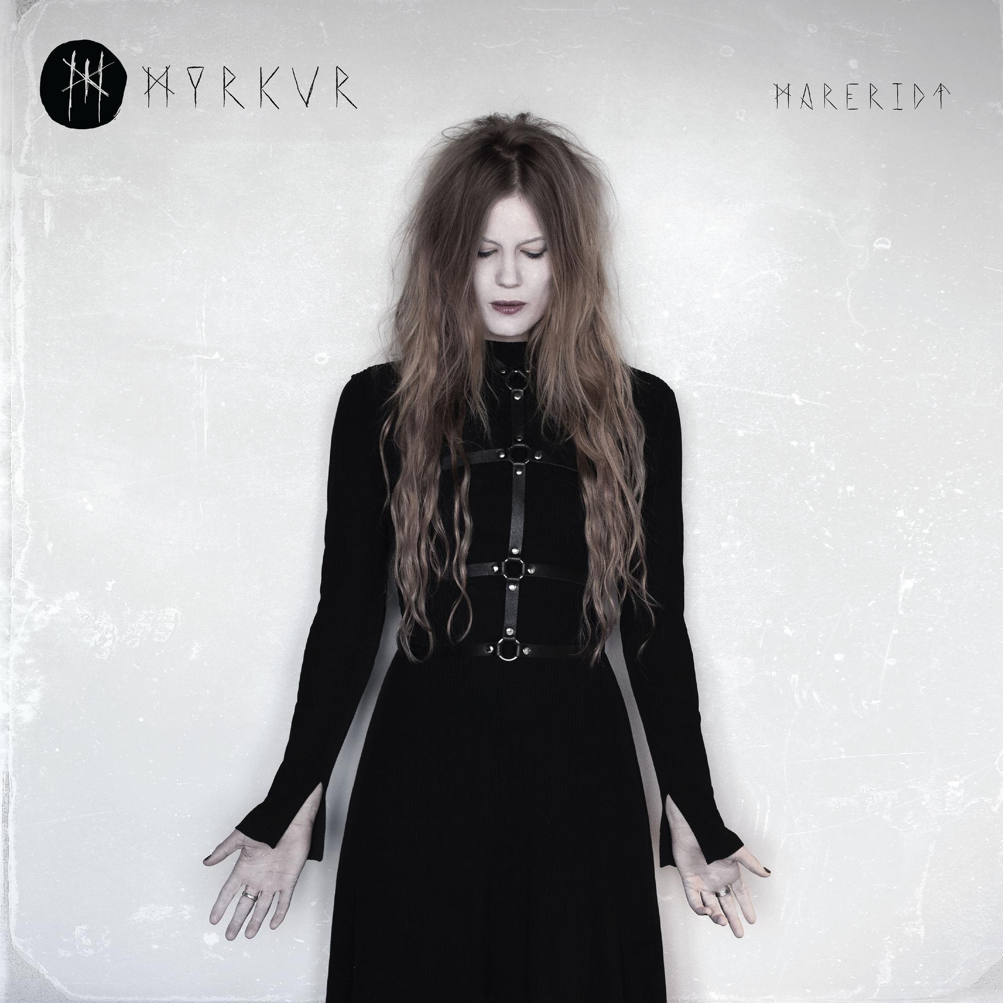 Myrkur - Mareridt [LP] (black & Silver Vinyl)
