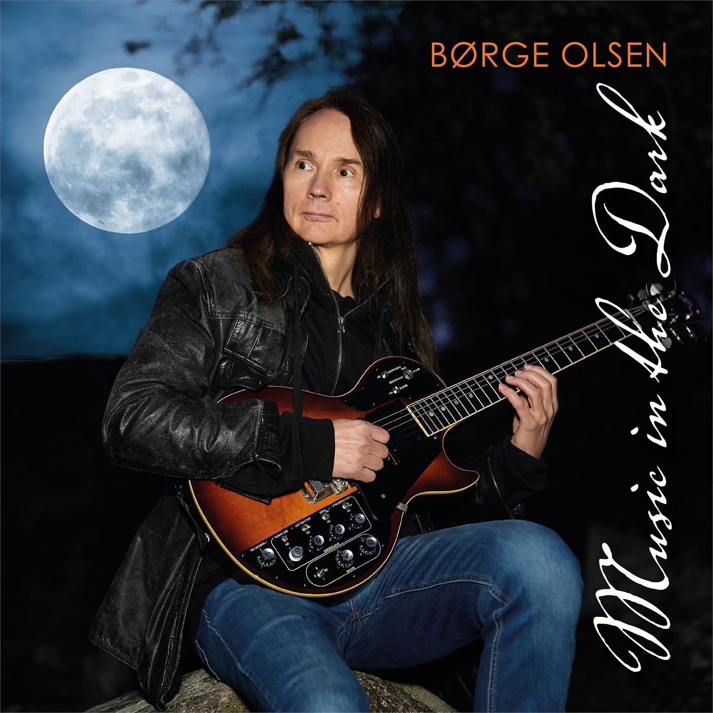 Børge Olsen - Music in the Dark [LP]