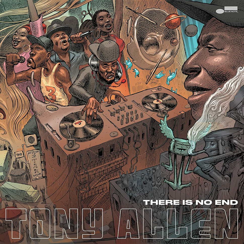 Tony Allen - There Is No End [2xLP]