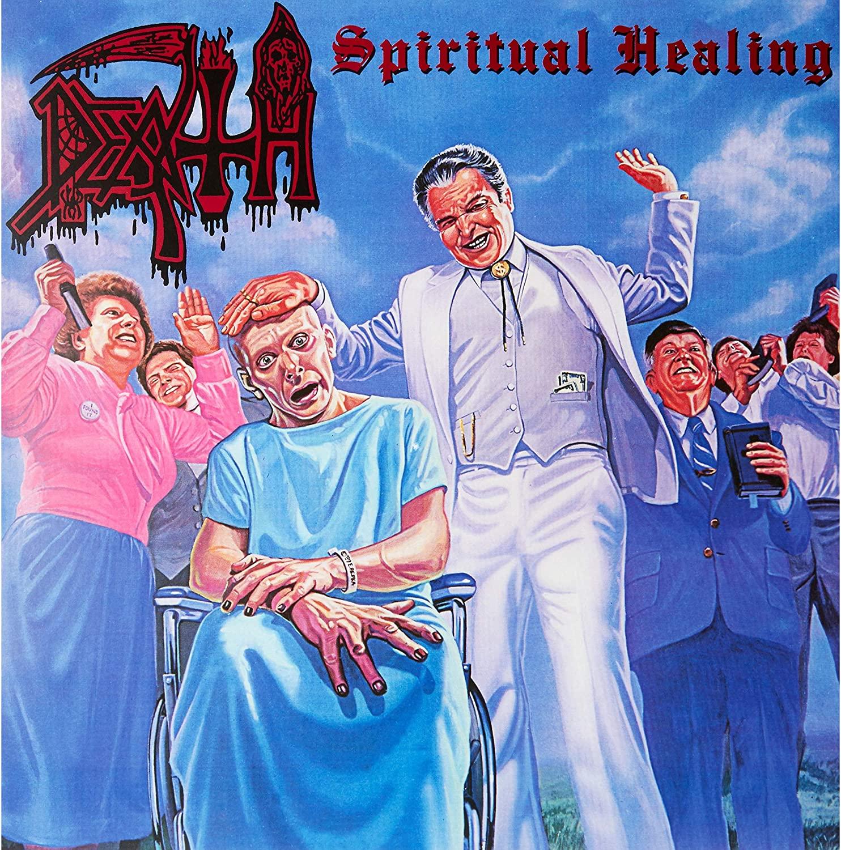 Death - Spiritual Healing [LP] (splatter Vinyl)