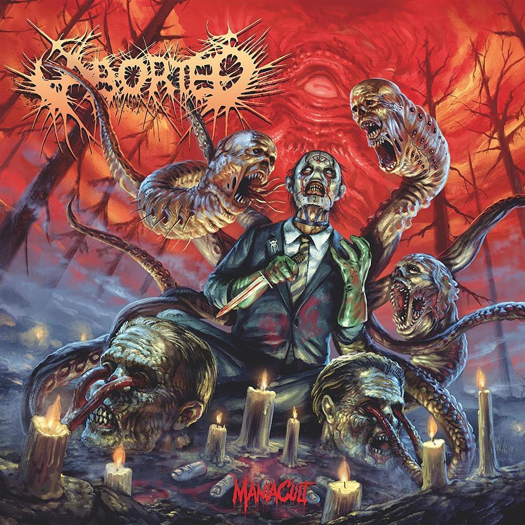 Aborted - Maniacult [LP+CD]