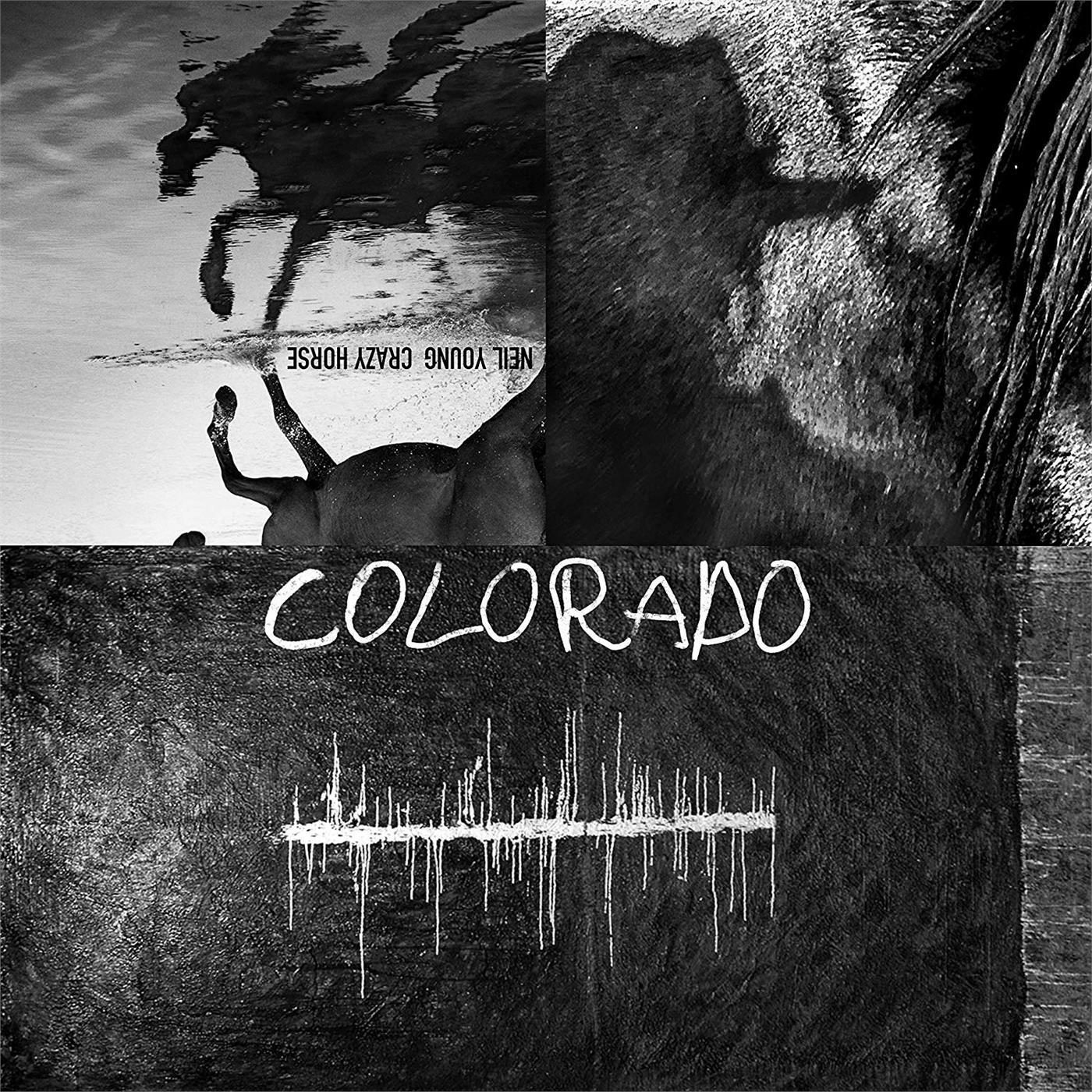 """Neil Young & Crazy Horse - Colorado [2xLP+7""""]"""