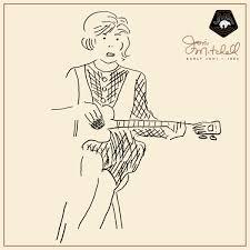 Joni Mitchell - Early Joni - 1963 [LP]