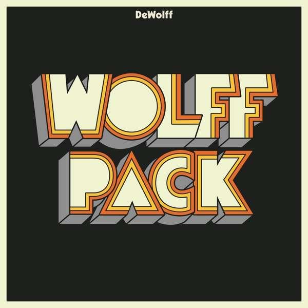 DeWolff – Wolffpack [LP]