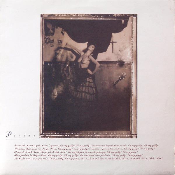 Pixies - Surfer Rosa [LP]
