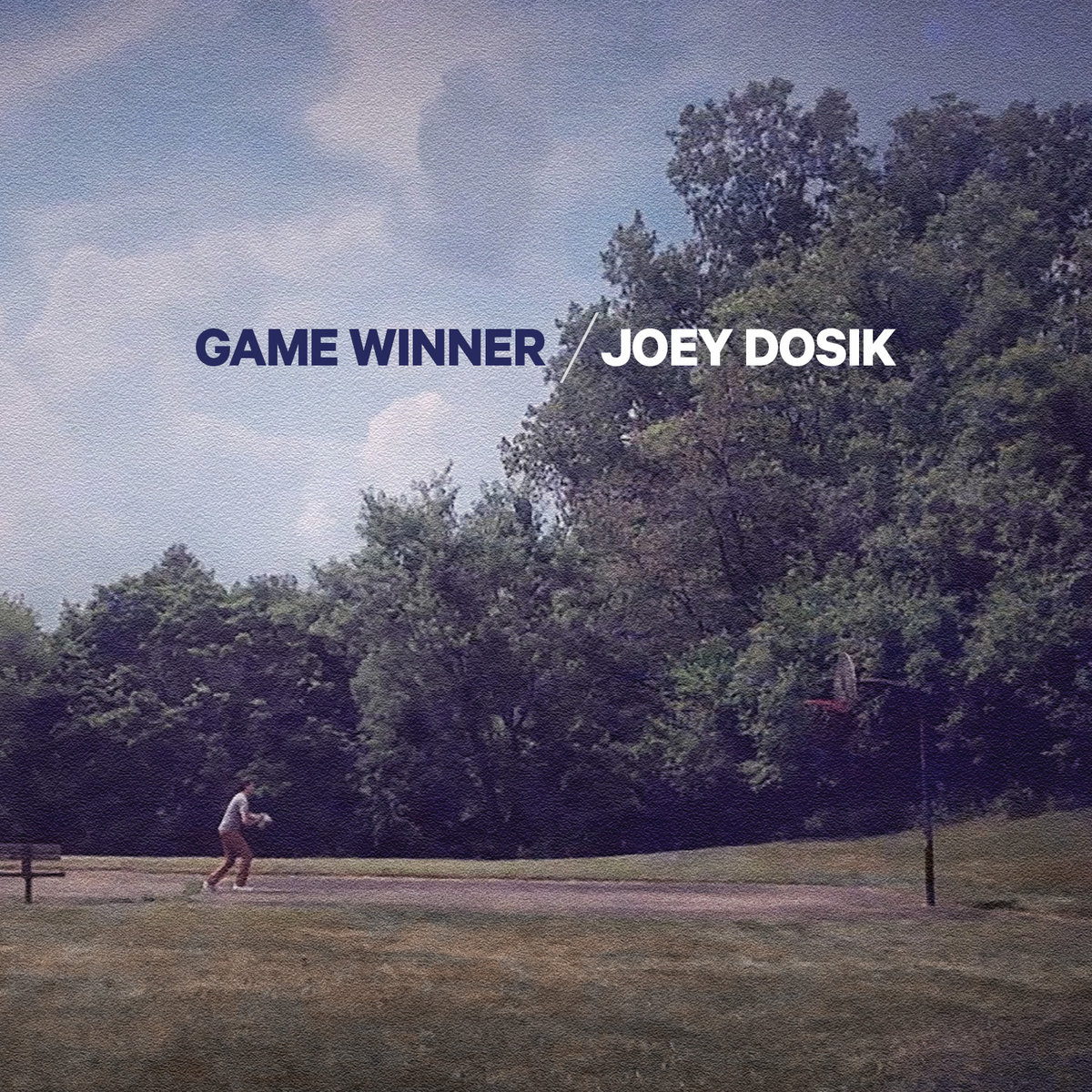 "Joey Dosik - Game Winner - EP [LTD 12""]"