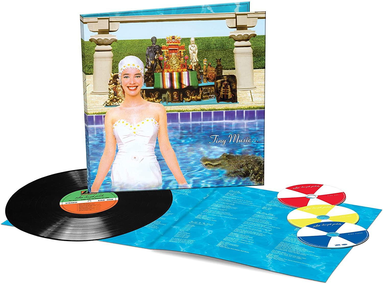 Stone Temple Pilots - Tiny Music... [LP+3xCD]