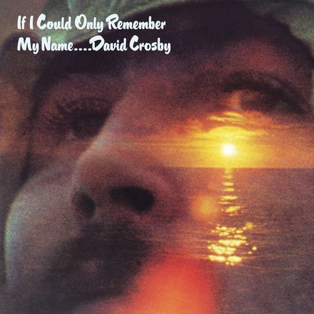 David Crosby - If I Could Only Remember My Name [LTD LP]