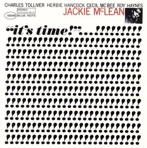 Jackie McLean - It's Time [LP]