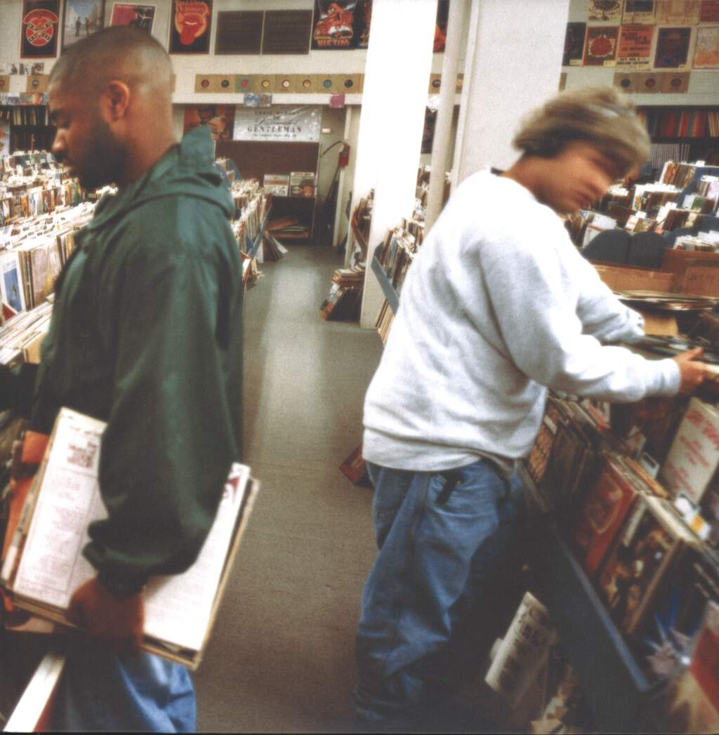 Dj Shadow - Endtroducing... [LP]