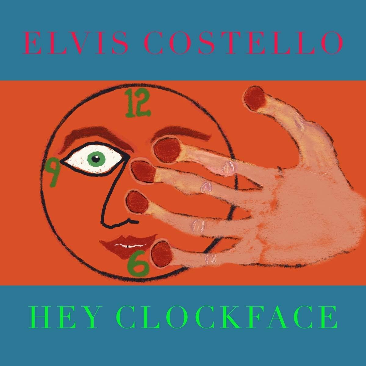Elvis Costello - Hey Clockface [2xLP]