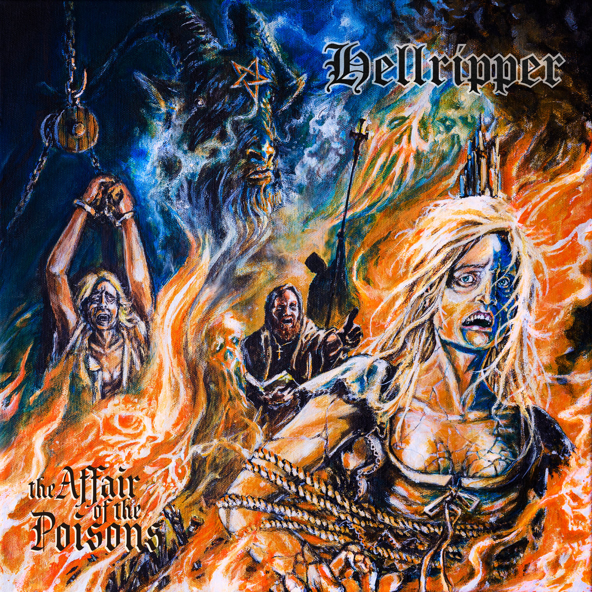 Hellripper - Affair Of The Poisons [LP]