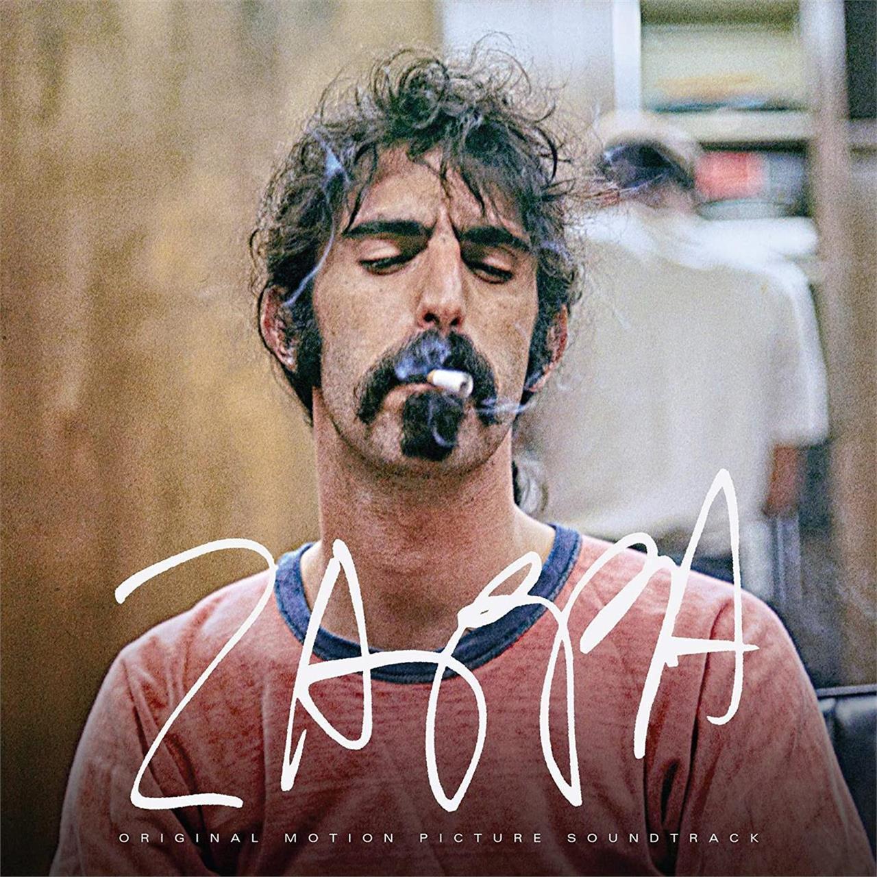 Frank Zappa - Zappa Original Motion Picture Soundtrack [2xLP] (Crystal Clear Vinyl)