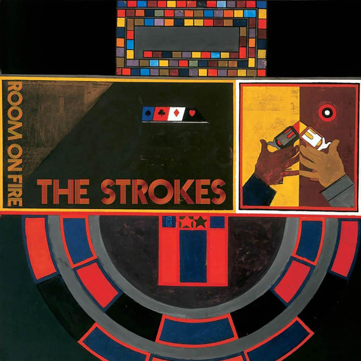 The Strokes - Room On Fire [LP]